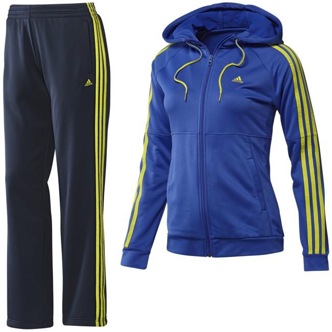 Adidas Azules Con Amarillo