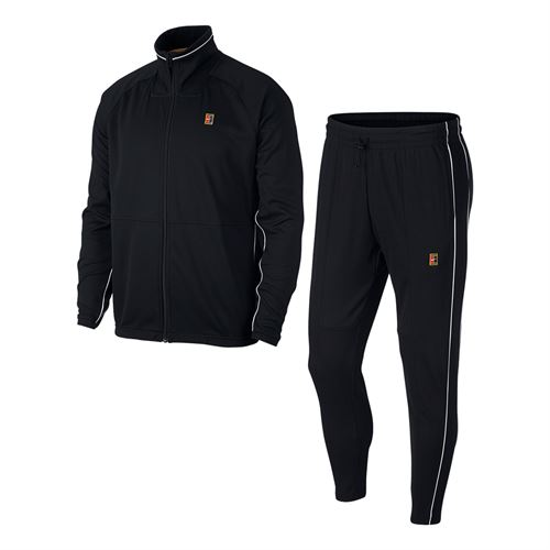 c290c81e06999 ROPA HOMBRE CHANDAL NIKE COURT WARM UP NEGRO