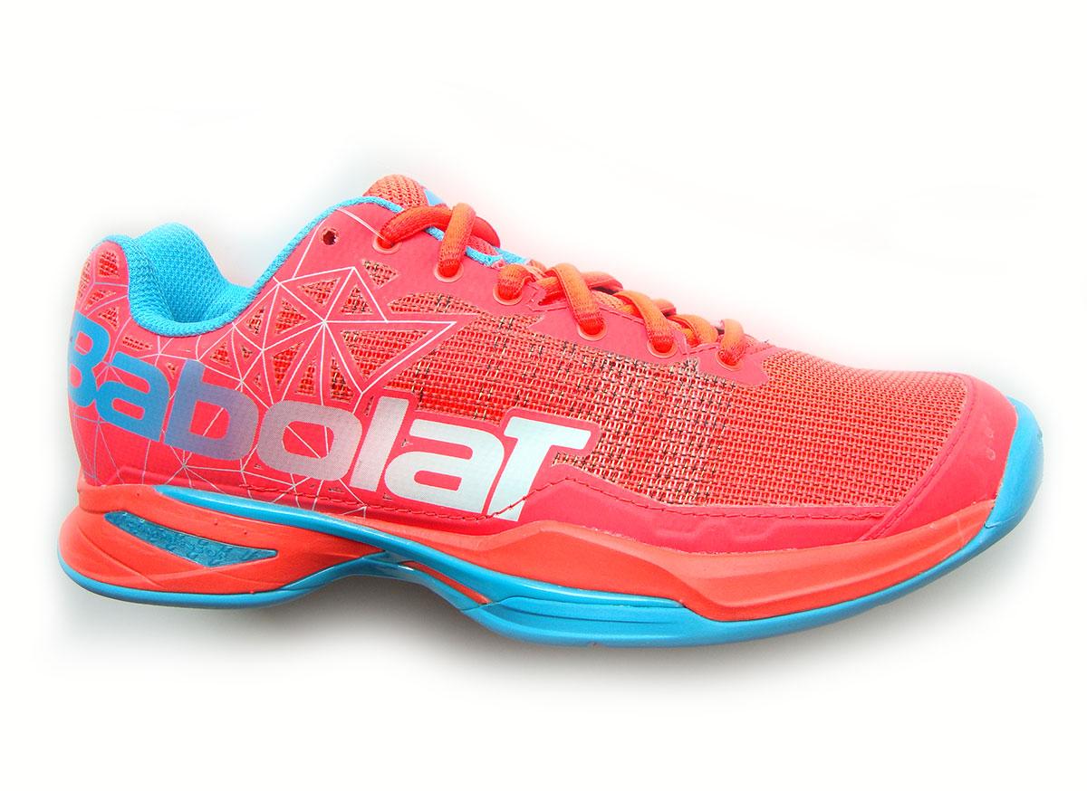 Zapatos azules Babolat para mujer PxIloQMh
