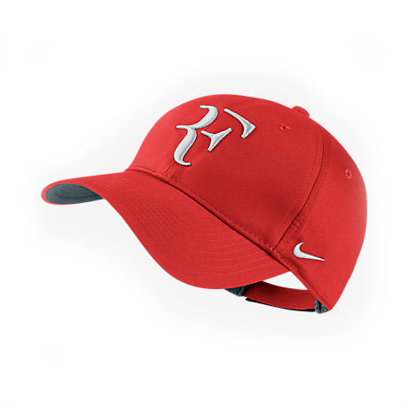 ROPA TENIS COMPLEMENTO GORRA NIKE FEDERER RF ROJO ... a4fa80b3df5
