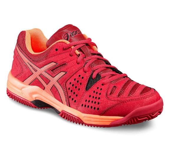 asics gel-padel pro 3 sg zapatillas de tenis hombre
